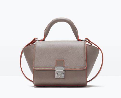 Сумка Zara, 3999 руб.