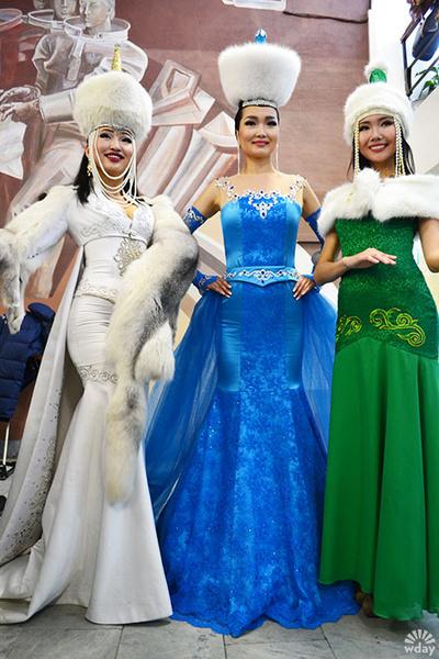 Ольга Синдыхеева завоевала титул Мисс Азия Иркутск