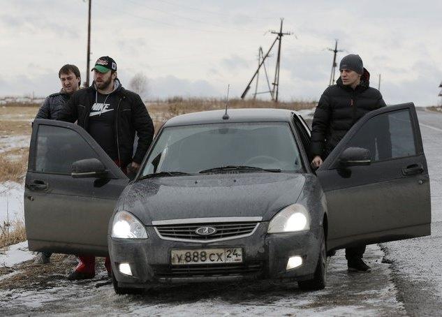 Фильм «Дороги» Красноярск