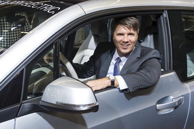 Глава BMW госпитализирован с подозрением на инсульт