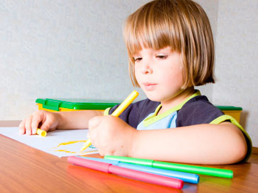 левша, леворукость, наука, исследование, развитие ребенка