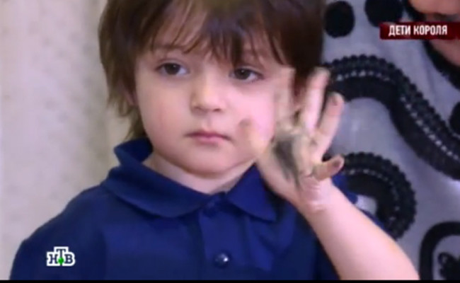 Филипп Киркоров, дети, фото и видео 2015