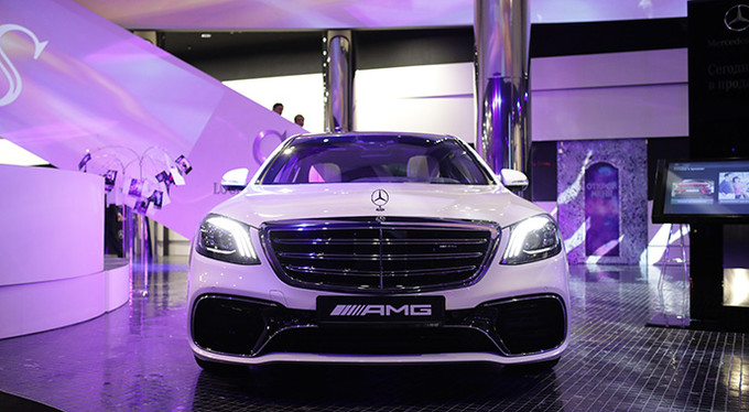 S-Lounge: новая программа лояльности для владельцев автомобилей «Мерседес-Бенц»