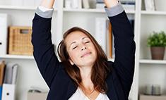Пять легких упражнений для тренировок дома и в офисе