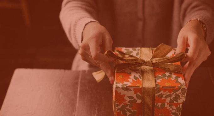 Любите ли вы дарить подарки?