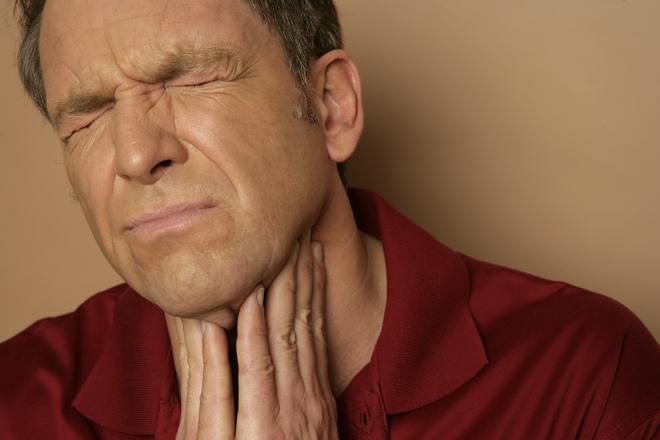 Ощущение кома в горле как избавиться