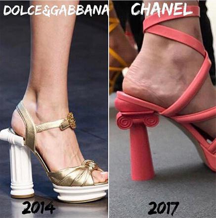 модный скандал фото
