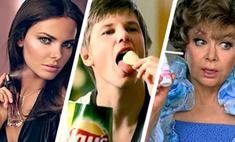 15 российских звезд, которые снимались в рекламе
