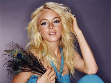 Линдсей Лохан (Lindsay Lohan) снова в строю