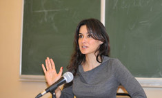 Тина Канделаки стала преподавателем в университете