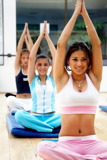 Физические нагрузки должны доставлять удовольствие. Только в этом случае вам гарантирована красота лица и тела и хорошее настроение.