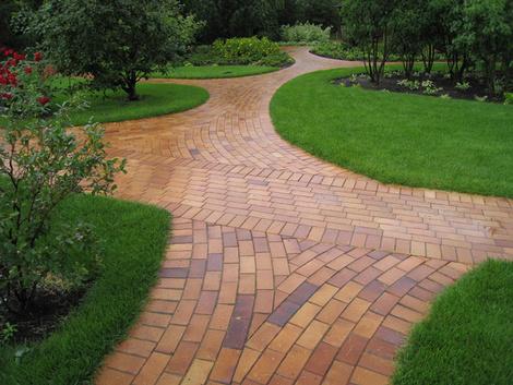 Садовые дорожки: практичные советы | галерея [2] фото [1]