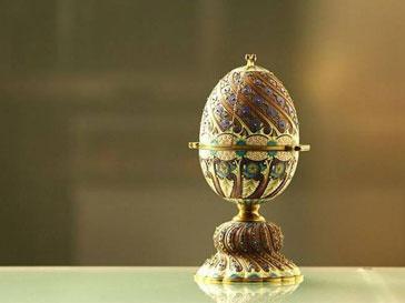 В Кремле представят произведения ювелирного искусства