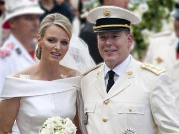 Половину расходов на свадьбу князя Альбера II взяло на себя государство