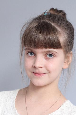 Юлия Белова, «Топ модель по-детски-2016», фото