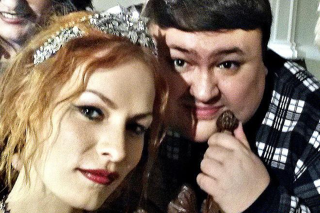 Мэрилин Керро и Данис Глинштейн, фото
