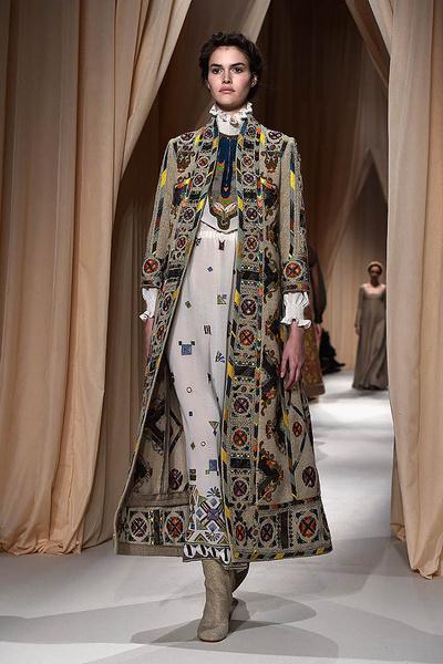 Показ Valentino Haute Couture | галерея [1] фото [26]