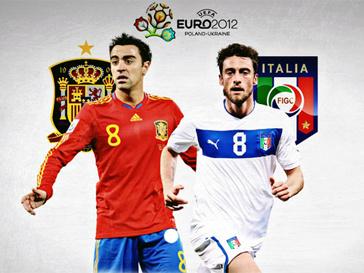 Финальный матч Евро-2012