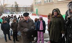 В московских школах для будущих первоклашек организуют электронные очереди
