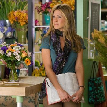 Героиня Дженнифер Энистон хочет забыть о мужчинах и сосредосточиться на карьере флориста.