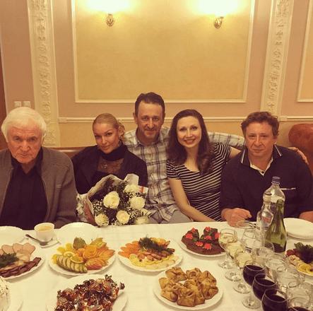 Анастасия Волочкова может сыграть на оренбургской сцене