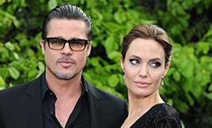 Толстая: я расскажу, почему Питт и Джоли вернутся друг к другу