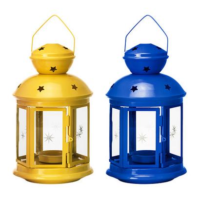 Фонарь для греющей свечи «Ротера», прежняя цена – 199 руб., новая цена – 129 руб.