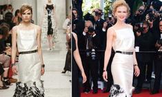 Канны-2013: модный промах актрисы Николь Кидман