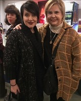 Инга Оболдина и Татьяна Догилева: Жги!