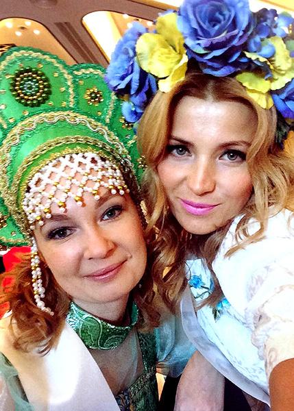 Мисс Земной шар 2015, Missis Globe 2015: участницы из России Наталья Кильян, фото