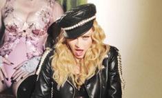 Пьяная Мадонна шокировала публику на выставке в Лондоне