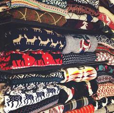 Новый год для двоих: 12 праздничных свитеров