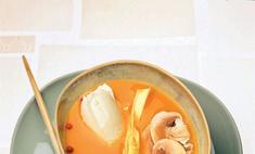 Осенний суп: поесть и согреться