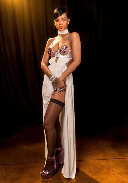 Девушка-скандал: все о Рианне | галерея [1] фото [4]