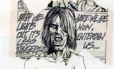 Курт Кобейн стал героем комиксов