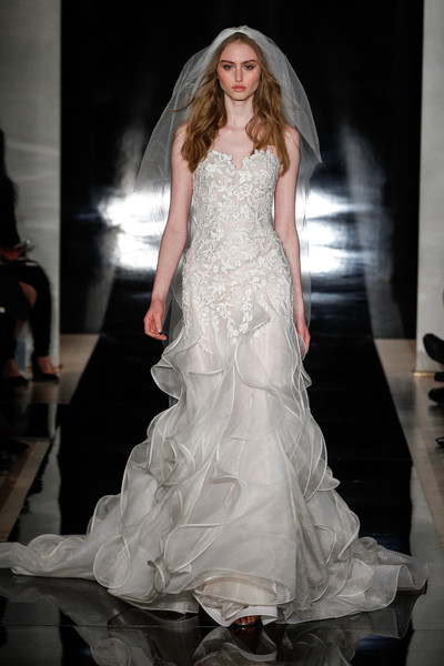 Лучшие коллекции Недели свадебной моды   галерея [8] фото [3]