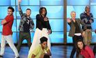 Танцуй, как Обама! Мастер-класс здесь