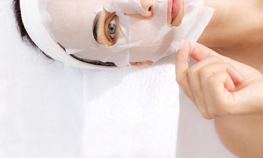 плацентарные маски для лица