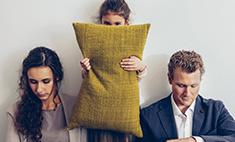 Развод и ребенок: как защитить чувства малыша
