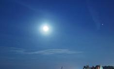 Россияне станут свидетелями уникального лунного затмения