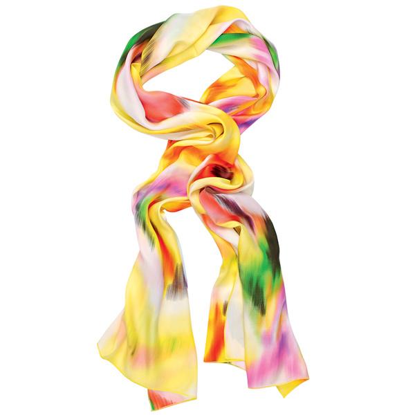Шелковый шарф, Marc Cain.
