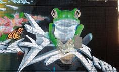 В Москве стартовал фестиваль граффити «Энергия мечты-2010»