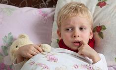 Лечим простуду ребенка на начальном этапе