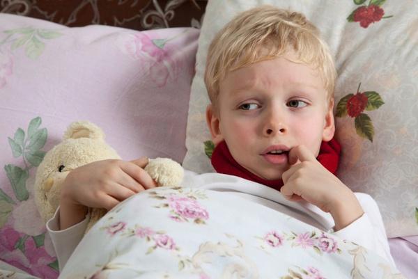 Как вылечить простуду у ребенка?