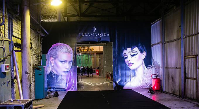 Эксклюзивно: Illamasqua в сети магазинов «Л'Этуаль»