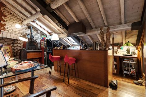 Топ-10: дизайнерские квартиры в Милане | галерея [10] фото [7]