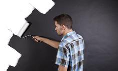Как правильно красить стены в квартире самостоятельно?