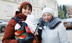 Безруков и Матисон берут на съемки 2-месячную дочь