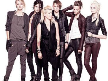 Коллекция от костюмера Триш Саммервайл появится в магазинах H&M 14 декабря
