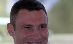 Кличко проведет бой с бывшим чемпионом мира